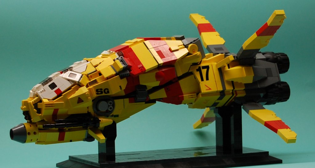 Taiidan Gunship, slight return