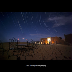 Full Moon Desert Night (Feo David) Tags: africa light sky moon night clouds stars star sand long exposure desert cigarette trails full trail morocco maroc afrique merzouga