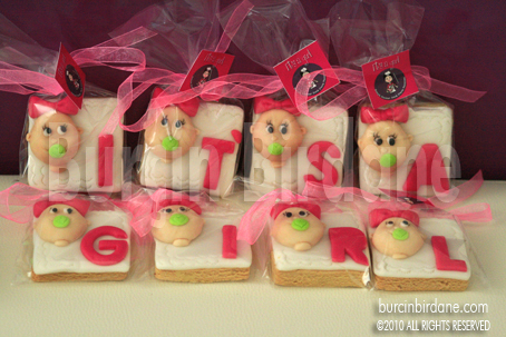 Baby Shower Cookie 2