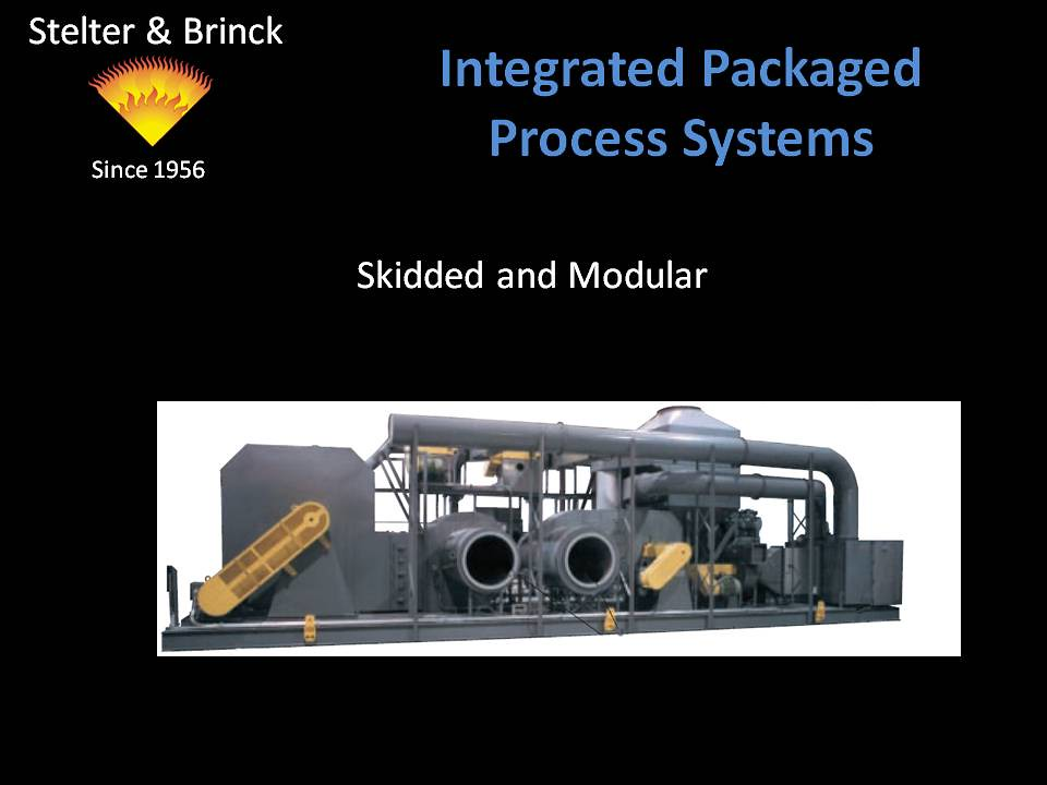 Integrated Packaged Process Systems