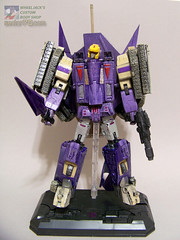 Blitzwing_45 (Wheel_Jack) Tags: tank jet transformers g1 mp custom masterpiece decepticon starscream kitbash wheeljack foxbat blitzwing wheeljacks70