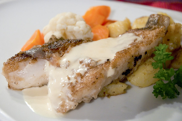 Grilled Cod Fish Fillet - $24.90