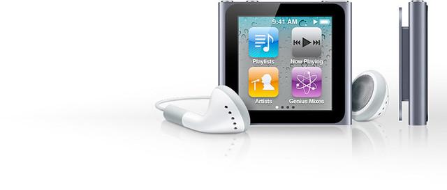 iPod Nano 6GEN 2010