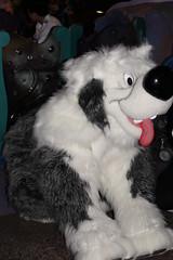 Max, Eric's Dog