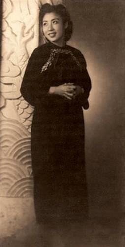 張靈甫將軍的第二任夫人-王玉齡