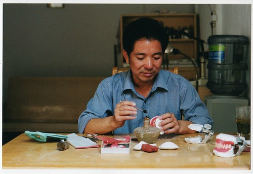 Making Dentures, China