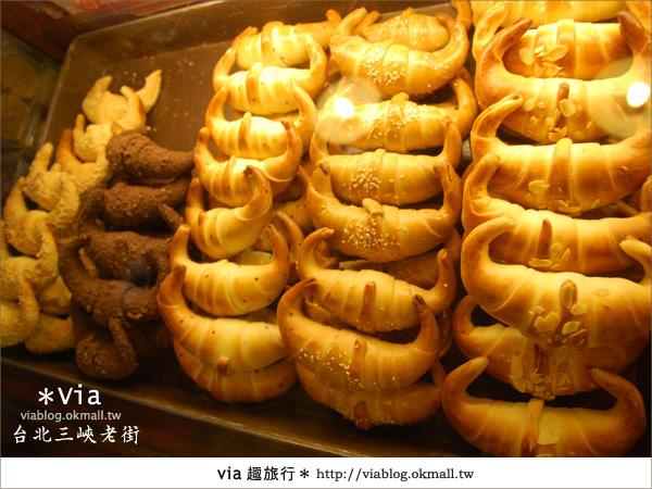 【台北景點】走入台北古味老鎮~三峽老街之旅27