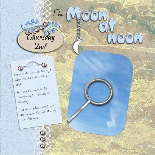 2nd Moon at Noon