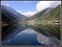 LAKE SAIF UL MALUK,NARAN,PAKISTAN  By Muhammad Naeem Ghauri (naeem.ghauri) Tags: road camera morning trees houses pakistan mountain snow cold green beautiful beauty grass weather by clouds river golden landscapes photo amazing nice flickr heaven village natural image earth top wide award glacier hills valley glaciers lovely peaks paya kaghan kaghanvalley nwfp lahore breathtaking ul saif siri islamabad dreem naran naeem malka parbat mansehra kunhar naranvalley jheel payee malook ghauri siripaya lakesaifulmaluk siripayee muhammadnaeemghauri