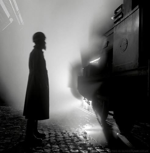 A Brief Encounter at Beamish Museum / Andy Martin