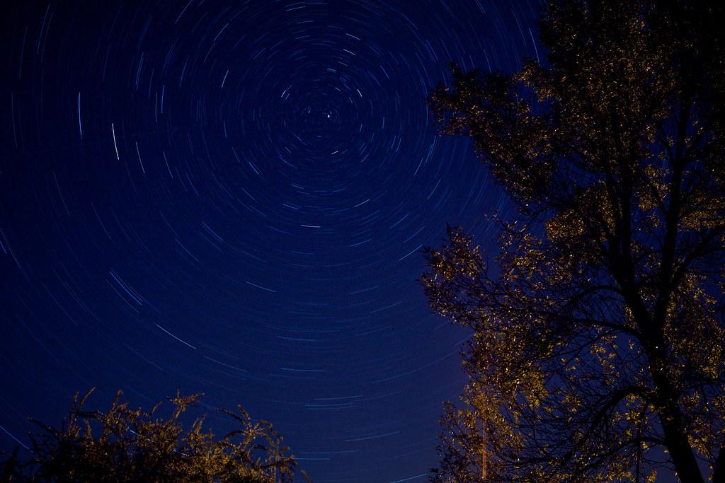 247/365: Swirling Stars