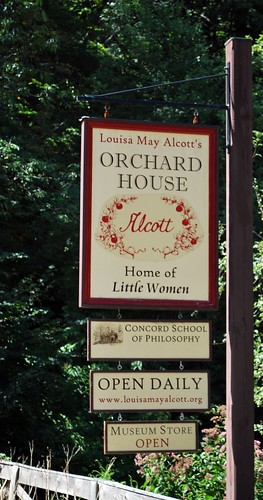 Orchard House Sign