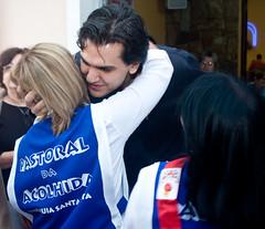 Parquia Santa Rita - 05/09/2010 (Gabriel Chalita) Tags: santa gabriel rita pe padre chalita parquia carapicuba osmar gabrielchalita parquiasantarita peosmar padreosmar
