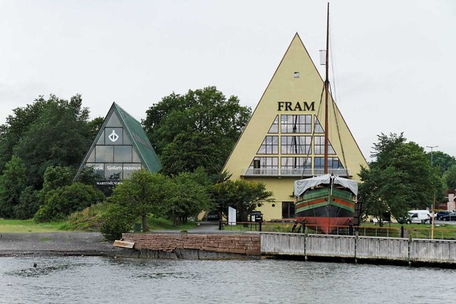 KonTiki and Fram museums on Bygdøy Peninsula