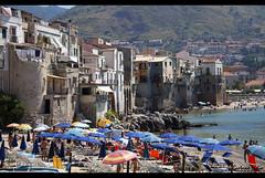 Il nostro angolo (Gaetano India) Tags: canon eos mare sole spiaggia vacanza 2010 cefal 50d gaetanoindia
