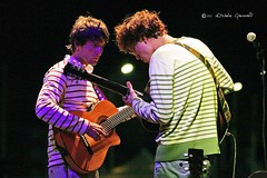 "Kings of Convenience @ Locus 2010 • <a style=""font-size:0.8em;"" href=""http://www.flickr.com/photos/79756643@N00/4971498354/"" target=""_blank"">View on Flickr</a>"