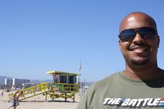 Venice Beach (Chuck Diesel) Tags: santamonicabeach lifeguardtower