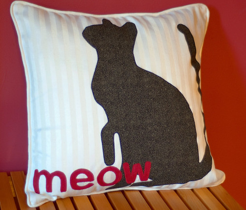 cat pillow 1