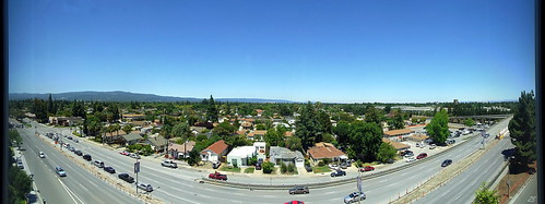 View West from Sunnyvale Office
