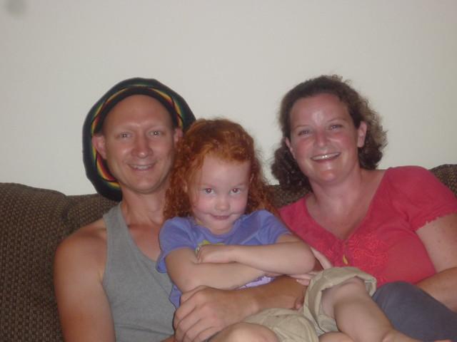 Eric, Addie, Liz