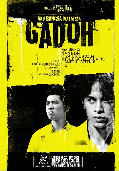 Gadoh Poster