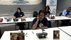 The Boys & Girls Club Telethon to raise money before we decided to donate the Installation and A/C Units