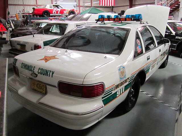 Retired Seminole County Sheriff 1994 9C1 Chevrolet Caprice LT1 by FormerWMDriver