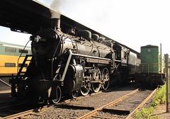 Soo Line Pacific 2719 (kitmasterbloke) Tags: usa museum train locomotive mn lakesuperior touristrailroad