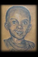 Darius (seanrakos) Tags: portrait art tattoo texas arm leg tribal sean atomic atomictattoo rakos seanrakos traditionalprayinghands pflugervilleaustin wwwseanrakoscomtattooseanrakosseanrakosatomicatomictattoo
