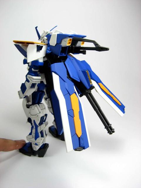 1/100 Gundam Astray Blue Frame