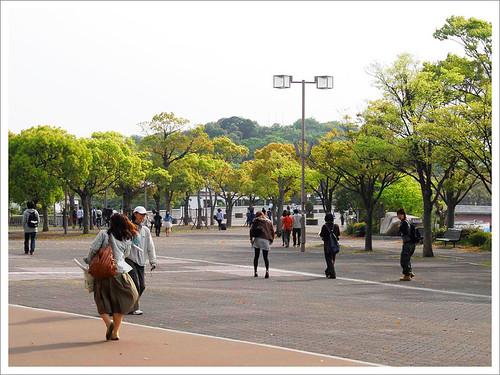神戸ユニバー記念競技場@日テレ・ベレーザ VS INAC神戸_201005