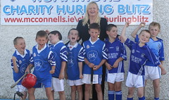 2010 Roanmore Charity Hurling Blitz  Dungarvan with Mayor Cllr Mary Roche (Liam Cheasty) Tags: blitz waterford hurling 2010 roanmore liamcheasty wwwliamcheastycom
