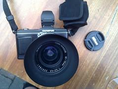 My new zoom-nikkor lens (Sigfrid Lundberg) Tags: lund pen 35mm zoom sweden olympus september nikkor 2010 ep2 70mm olympusep2 zoomnikkor3570mm13345