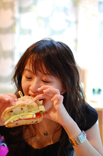 初次約會請勿點三明治
