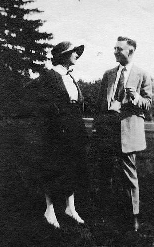 Joe and Clara Millman