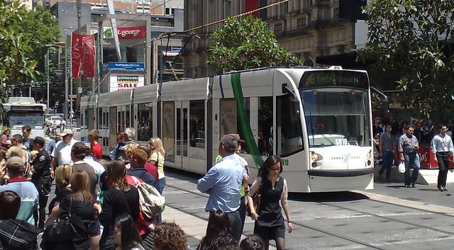 D2 Combino tram