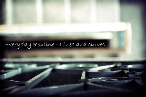 EveryDay Routine - Lines and Curves