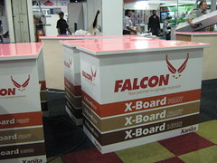 X-Board for exhibitions