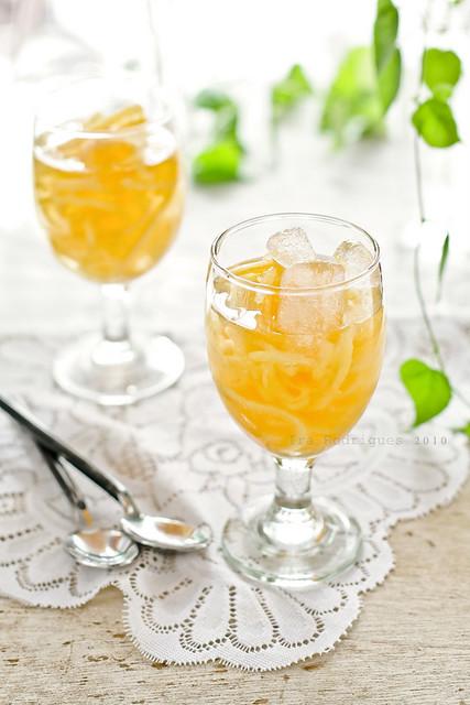 Es Blewah *Cantaloupe ice