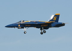 Blue Angel 5 Flying Dirty (boisy17) Tags: coastguard army andrews navy nationalguard marines airforce openhouse reserves afb jsoh