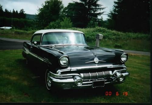 57 Pontiac Chieftan