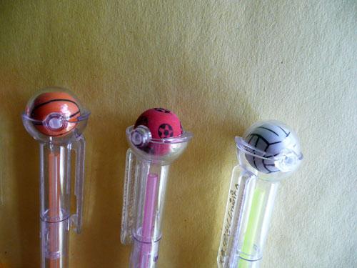 sporty pencil
