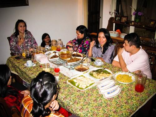 Raya 2010 @ Shah Alam