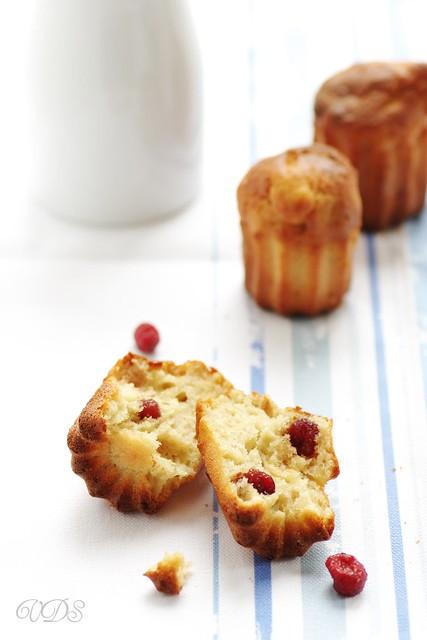 Banana and cranberries bread