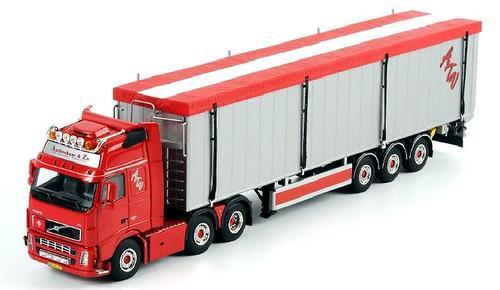 WSI Volvo FH XL Cargofloor