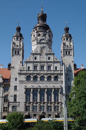 Ayuntamiento de Leipzig