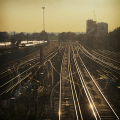 Clapham Junction (Nick Caro - Photography) Tags: london graffiti tracks railway trains junction caro rails clapham nickcaro nickcarophotography wwwnickcarophotographycouk