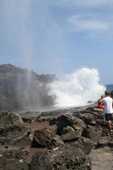 Nakalele Blowhole (bobsakson) Tags: vacation hawaii maui blowhole nakalele nakaleleblowhole mauihawaii