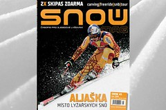 SNOW 45 + 2x SKIPAS ZDARMA