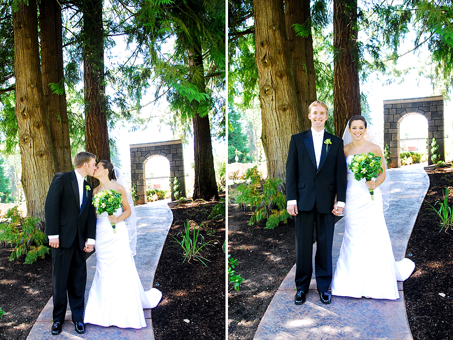 rock creek gardens puyallup wedding photographer 1